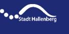 Logo Hallenberg